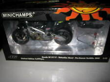 Honda Rc211v Valentino Rossi Test Bike 2002 MINICHAMPS 122027946