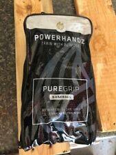 Powerhandz weighted baseball training gloves XL