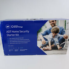 Samsung SmartThings ADT Home Security Starter Kit F-ADT-STR-KT-1