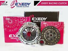 FOR TOYOTA YARIS 1.5 TS T-SPORT EXEDY STAGE 1 ORGANIC FAST ROAD CLUTCH KIT 99-05