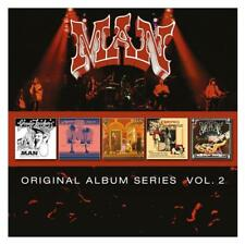 MAN ORIGINAL ALBUM SERIES VOL 2 5 CD NEW