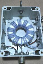 DOUBLE UNUN (BALUN) 4:1 9:1 3Kw HF end-fed longwire (antenna icom kenwood yaesu)