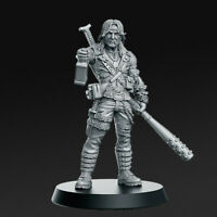Gerardo - From Wasteland - 32mm - DnD - Zombicide Skirmish