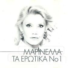 Marinella - Ta Erotika No 1 / Greek Music CD 1996 - 16 Great Love Songs