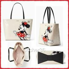 KATE SPADE X MINNIE MOUSE FRANCIS TOTE ZIP TOP DISNEY WKRU6607 NWT $198