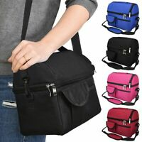 Insulated Lunch Bag Totes Cooler Large Bento Lunch Box Bag for Men Women USA