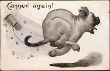 (ulg) Dog Postcard: Canned Again!