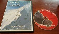Roops of Hazard 5: Mad Pow Disease (DVD, 2003) snowmobiling Kyle, Jones, Murray