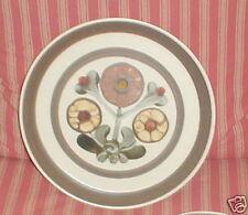 DENBY MAYFLOWER DINNER PLATE