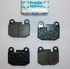 BMW E30/ PASTIGLIE FRENO/ BRAKE PADS