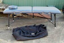 Massage Table Oakworks Wellspring Essential Package, Agate Blue