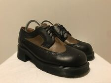 doc martens Wingtip oxford Shoes Size 6