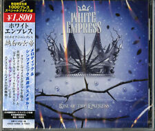 WHITE EMPRESS-RISE OF THE EMPRESS-JAPAN CD BONUS TRACK Ltd/Ed D73
