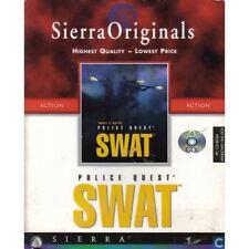 Police Quest SWAT Sierra Originals PC CD-Rom 1995 version française