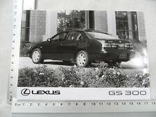 Foto Fotografie photo photograph LEXUS GS 300 Nr. 8 SR220