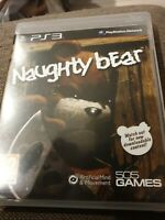Naughty Bear PS3 505 Games PlayStation 3 Plus Manual Excellant Condition