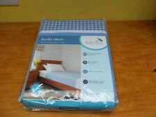 Waterproof Washable Absorbent Incontinence Double Bed Mattress Protector Pad
