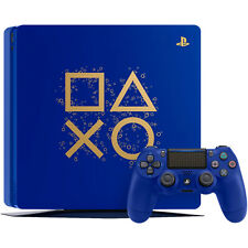 Sony PlayStation 4 1TB Days of Play Limited Edition Blue Console