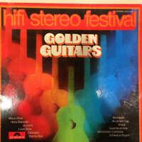Various - Golden Guitars (LP, Comp) Vinyl Schallplatte 171617
