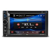 Car Stereo, XO Vision 6.2 inch Wireless Bluetooth Multimedia DVD Receiver MP3 Co