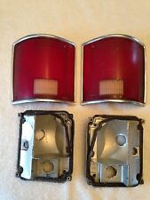1973-1987 GMC CHEVY PICK UP TRUCK TAIL LIGHTS