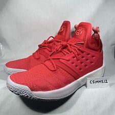 premium selection 5862b 76081 Adidas James Harden Vol. 2 Red Gray