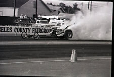 Eagle Electric AA/FD Dragster - Vintage 35mm Drag Racing Negative