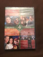 Faith  Family Holiday Collection: Movie 4 Pack (DVD 2-Disc Set) BRAND NEW Sealed