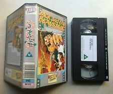 JACK AND THE BEANSTALK - VHS VIDEO