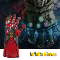 Avengers Endgame Infinity Gauntlet Cosplay Iron Man Tony Stark Gloves Costume UK