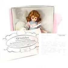 "Madame Alexander 7"" Doll San Antonio Rose 34485 Madcc 2002 Exclusive 308/350"