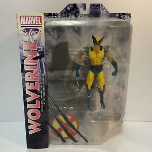 Wolverine Collectors Action Figure Marvel Select - Diamond Select Toys