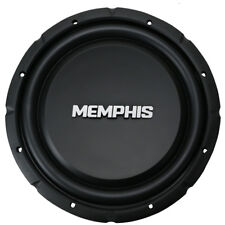 """Memphis Audio SRXS1240 12"""" Street Reference Series Car Audio Shallow Subwoofer"""