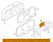 MR506562 Mitsubishi Gauge, fuel & water temperature MR506562, New Genuine OEM Pa
