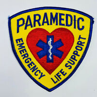 Paramedic Emergency Life Support Patch