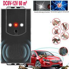 Ultrasonic Mouse Repeller Universal Car Truck Rat Rodent Pest Animal Deterrent