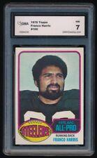 FRANCO HARRIS 1976 TOPPS #100 ALL-PRO GMA 7 *PITTSBURGH STEELERS*