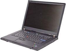 Lenovo IBM ThinkPad T60 Intel Core 2 Duo 2.0GHz 3GB RAM Laptop NO HDD/OS