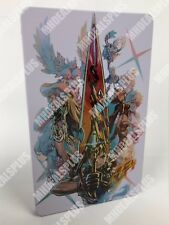 NEW Xenoblade Chronicles 2 Special Edition Metal Game Case **Steelbook Only**