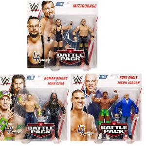 WWE Figures - Battle Pack Series 56 - Mattel - Brand New - Sealed