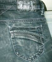 *HOT! AUTHENTIC Men's DIESEL @ THANAZ 8S9 Slim SKINNY DARK STRETCH Jeans 28 x 30