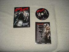 DVD- SIN CITY  EDICION ESPAÑOLA