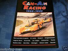 CAN Am 1966 1967 1968 1969 Chaparral 2E 2G 2H Lola TS T163 McLaren M8A M8B M6A