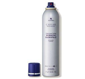 CAVIAR Anti Aging Working Hair Spray 7.4 oz