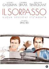 Dvd Il Sorpasso (1962) - Vittorio Gassman .......NUOVO
