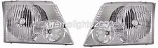 COUNTRY COACH INSPIRE 2004 2005 2006 PAIR HEADLIGHTS HEAD LAMPS FRONT LIGHTS RV