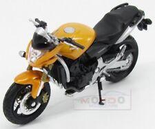 Honda Hornet 2007 Yellow Met Black Edicola 1:18 MIT2RUE003