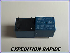 Srd-12vdc-sl-c Relais Songle 12v 10a 250 Vac X2
