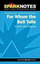 Spark Notes For Whom The Bell Tolls-ExLibrary