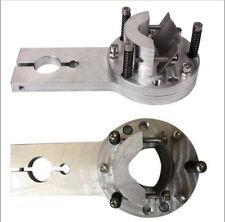 CNC Straight Machine Plasma Cutter Torch Holder Anti-collision Function Clamp